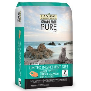 Canidae Pure Sea for Cats 無穀物 三文魚 貓配方