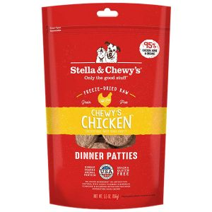 Stella & Chewy's - Freeze Dried Chewy's Chicken Dinner-雞肉 狗配方